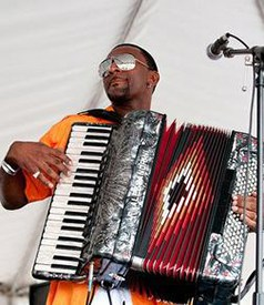 Curley Taylor & Zydeco Trouble