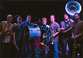 The Euphoria Brass Band