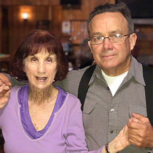 Peggy Merchant and Karl McArthur